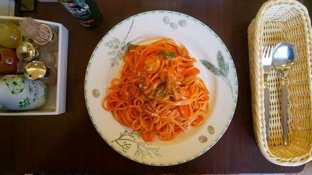 スパゲッティナポリタン 1