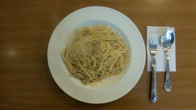 スパゲッティーボンゴレ 1