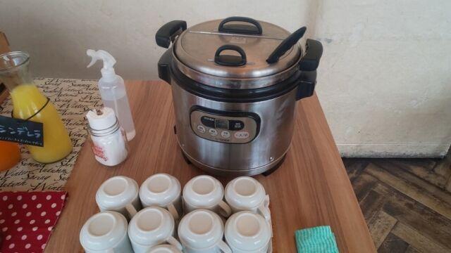 スープ・ドリンクバー 1