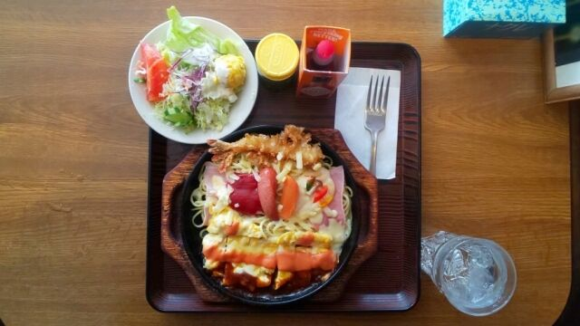 スペシャルスパゲッティサラダセット 1