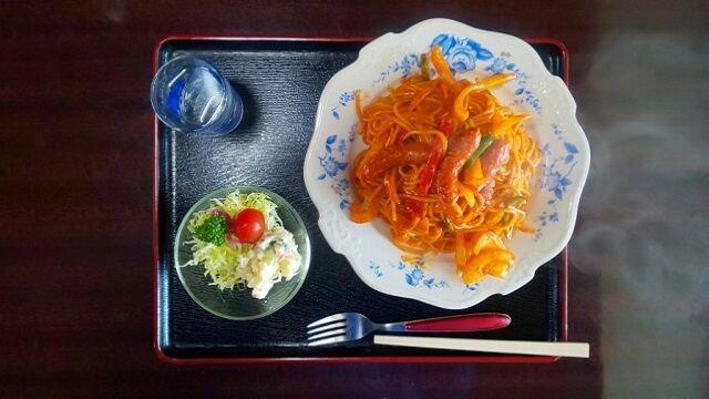 スパゲッティー 1