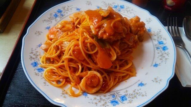 スパゲティナポリタン 2