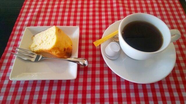 バスクチーズケーキ 1