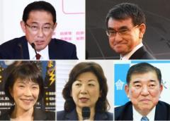 次期首相トップは河野太郎氏31%、2位は石破氏26% 電話調査