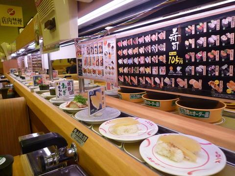 回転寿司の美味しいネタランキング