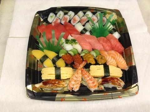 回転寿司について