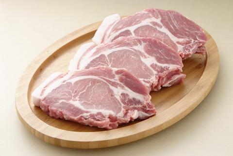 とんかつ用の豚肉の使い方