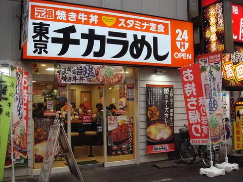 東京チカラめしの現在