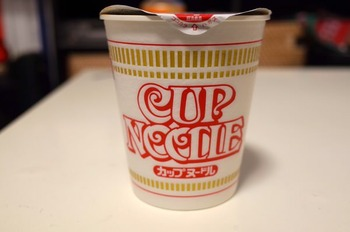 カップ麺の食べ方で底辺か分かる方法