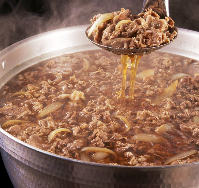 牛丼が一番美味いのはどこ?
