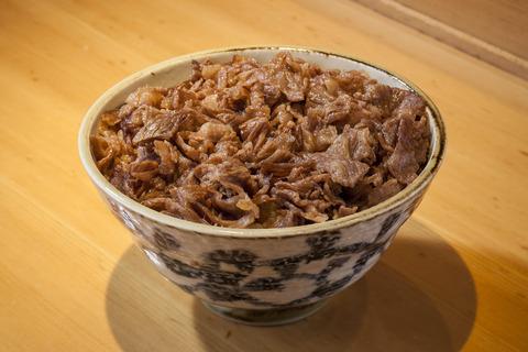 スペシャル底辺な牛丼の食べ方