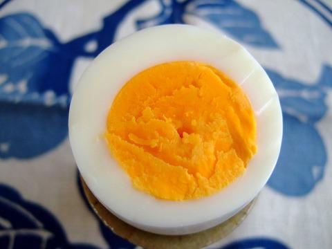 ゆで卵を生卵に戻す技術が確立