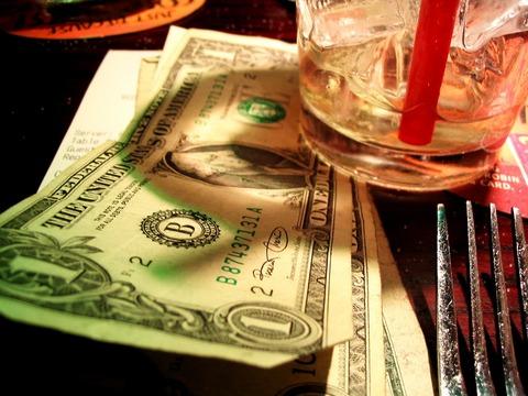 チップを払う慣習について