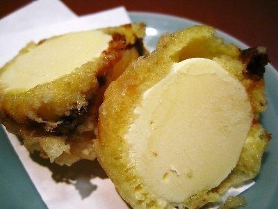 天ぷらアイスを家で作りたい