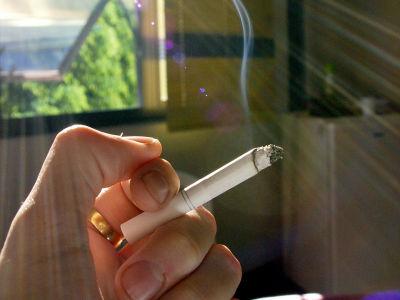 タバコの旨い瞬間
