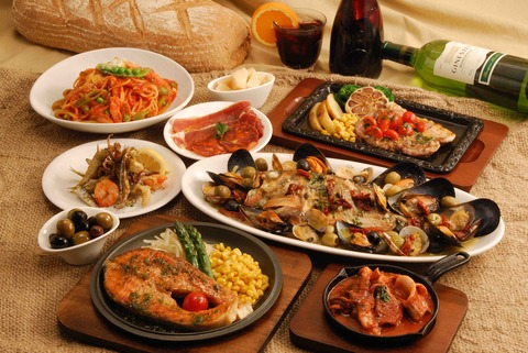 世界三大料理