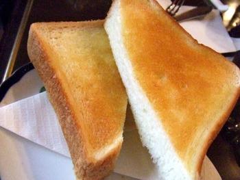 トーストに付けると美味しいもの