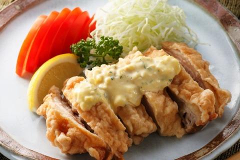 チキン南蛮の美味しいチェーン