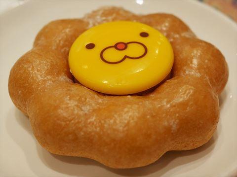 ソラマチで売ってるドーナスの穴つきドーナツ