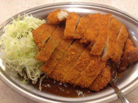 岡山のカレー店