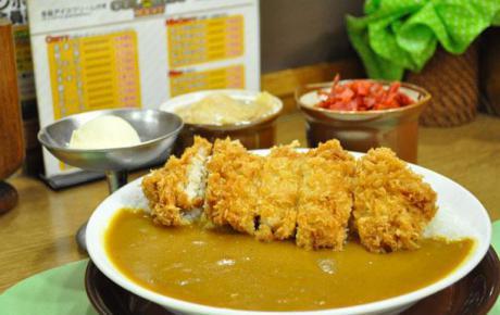 北海道の美味しいカレー