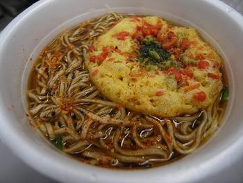 どんべいの天ぷらって不味い