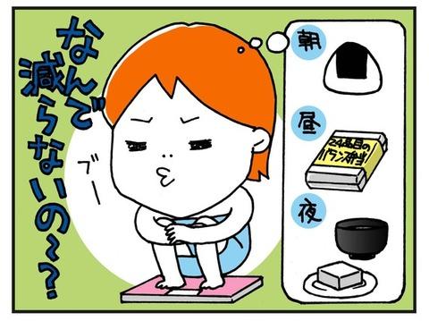 ダイエットの食事メニュー