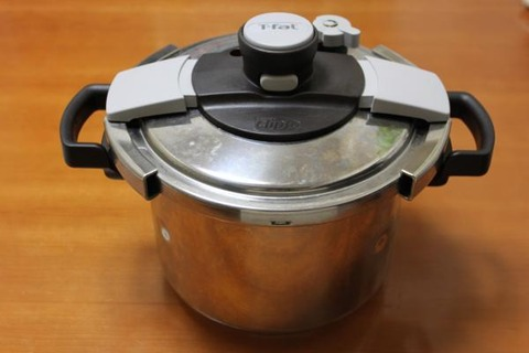 圧力鍋を使った料理
