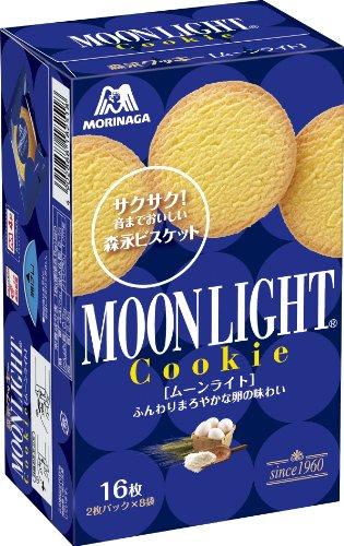 ムーンライトのクッキーが美味しい