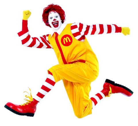 マクドナルドの復活