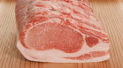 豚ロースのレシピ