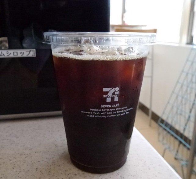 セブンのコーヒー薄くなってないか