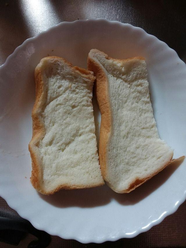 【画像あり】俺のフレンチトーストめちゃくちゃ美味そうでワロタwww