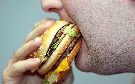 【悲報】アメリカ人が考えたヘルシーな食事、野菜が一切見当たらないと話題に