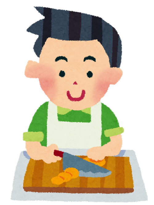 料理ができる男とできない男の違い
