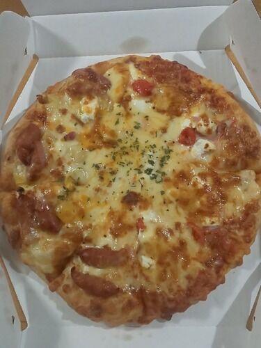 【画像あり】(   ´,,・ω・,,`   )ピザ来たよー