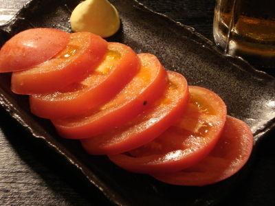 居酒屋で『冷やしトマト』頼む奴ワロタwwwwww