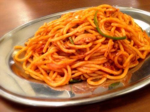 ナポリタンとかいうスパゲッティ界の老害