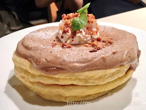 Moke's Bread & Breakfast モケス ブレッドアンドブレックファースト 【中目黒】マカダミアナッツパンケーキ