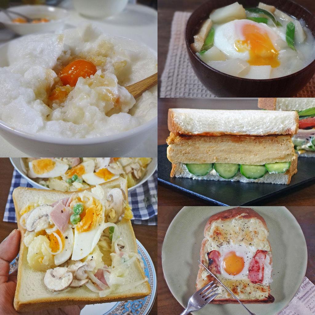 朝食が楽しくなる 卵を使った絶品レシピ5選