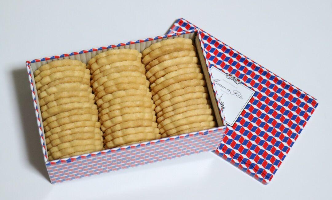 マモンエフィーユ(お取り寄せ)〜入手困難!大人気の可愛いクッキー缶〜