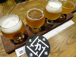 一番お気に入りクラフトビール店で2017年〆飲み!「Kamikaze」@大阪四ツ橋