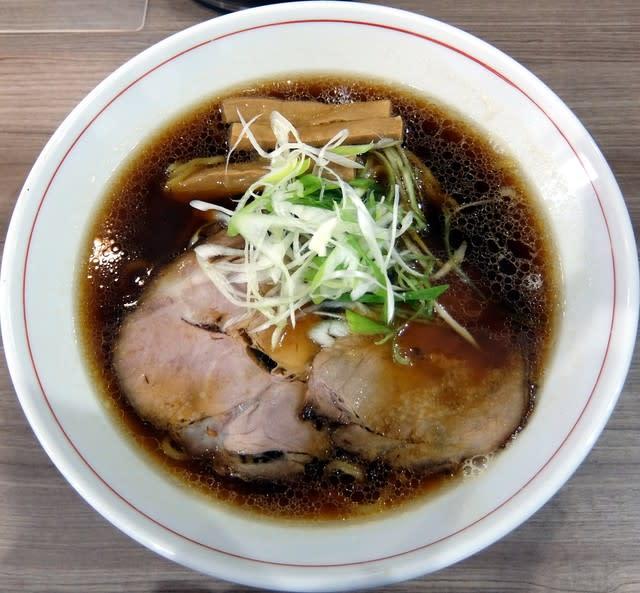 麺や 廉@札幌市北区 「あっさり醤油」