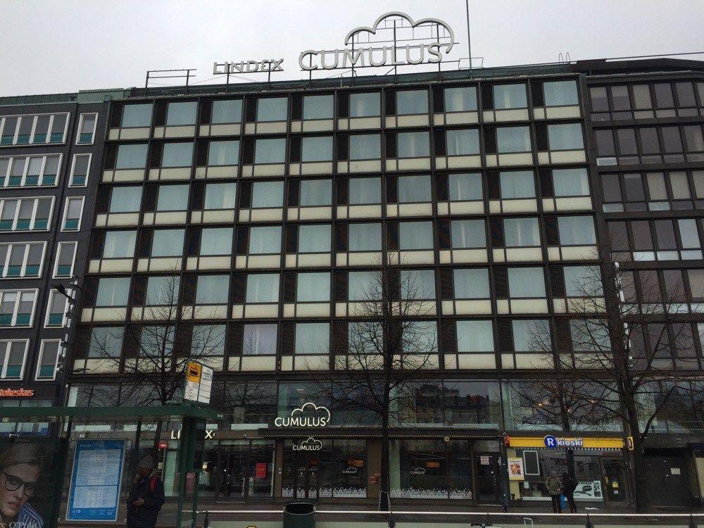 ヘルシンキで宿泊した「クムルス シティ ハカニエミ ヘルシンキ」(Cumulus City Hakaniemi Helsinki)