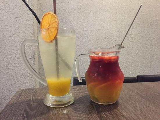 写真16(水果茶など)