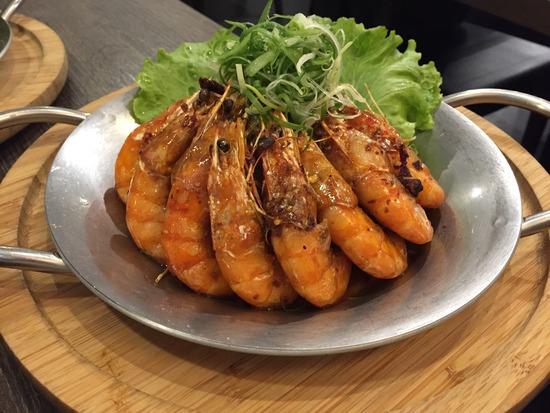 写真24(重慶乾鍋蝦)