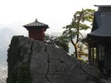 山寺の風景