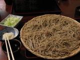 信吉 蕎麦