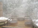 いなずみの湯の露天風呂