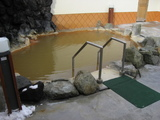 神恵内の温泉露天風呂